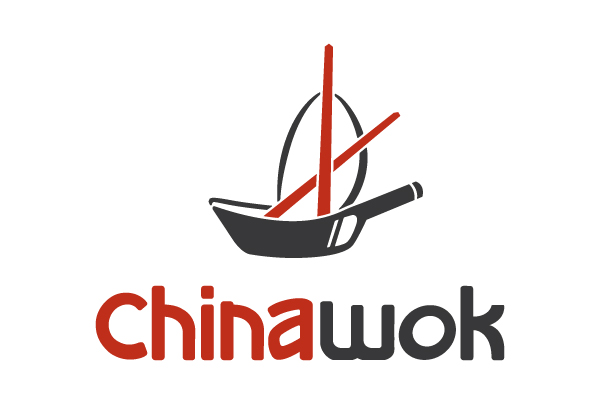 Restaurant Rebranding<br/>China Wok branding Work chinawok fi