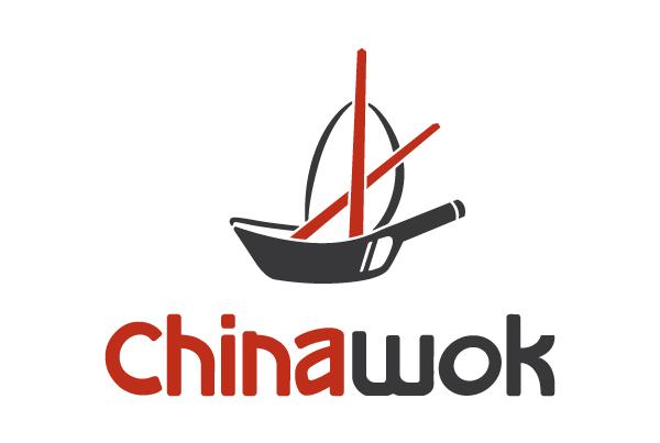 China Wok Restaurant Rebranding branding Work chinawok fi