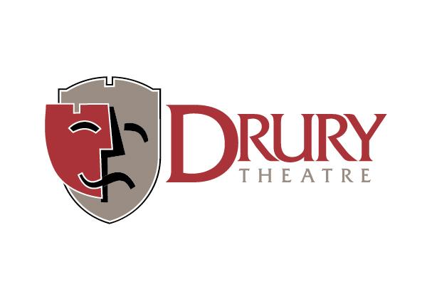 Theatre Logo + Season Materials<br/>Drury Theatre branding Work drurytheatre fi