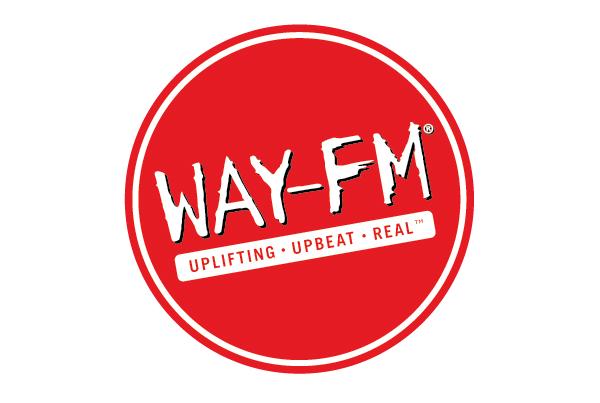 Slogan Integration<br/>WAY-FM branding Work wayfm fi