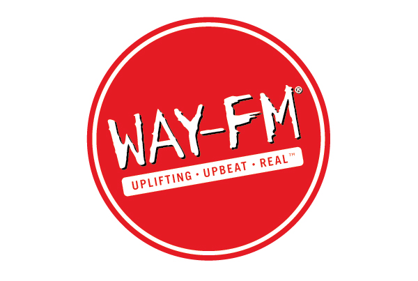 Slogan Integration<br/>WAY-FM branding Work wayfm fi