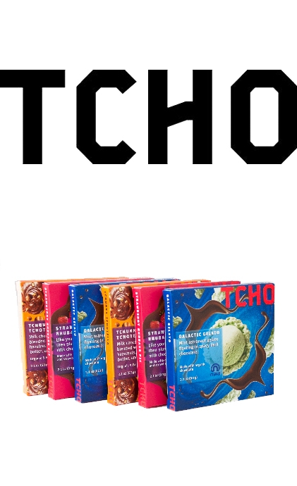 TCHO Chocolate Kettle Fire Creative Blog Brand Personality brand personality Brand Personality: Can your brand pull off that look? tcho
