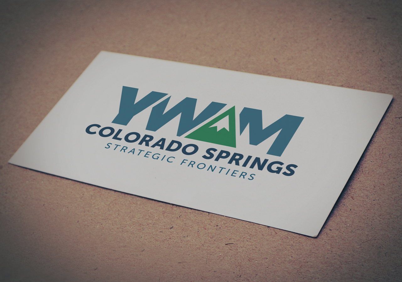 Kettle Fire Creative YWAM Youth With A Mission Colorado Springs Strategic Frontiers Logo Rendering Brand Refresh identity design Identity DesignYWAM SF ywamsf logo rendering