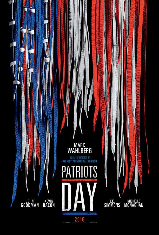 Kettle Fire Creative Patriots Day movie poster design movie poster design Branding for the Big Screen: 8 Best Movie Poster Designs of the Year Patriots Day poster
