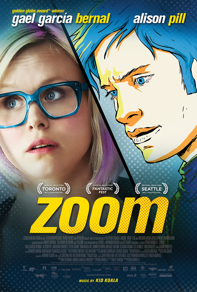 Kettle Fire Creative Zoom movie poster design movie poster design Branding for the Big Screen: 8 Best Movie Poster Designs of the Year Zoom iTunes Poster 2764x4096