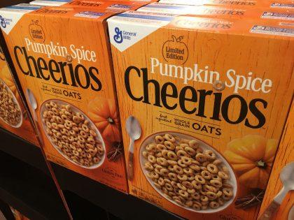 Pumpkin spice Cheerios pumpkin spice branding Kettle Fire Creative pumpkin spice Pumpkin Spice Branding: How the Craze Defines the Concept Cheerios e1477679660545