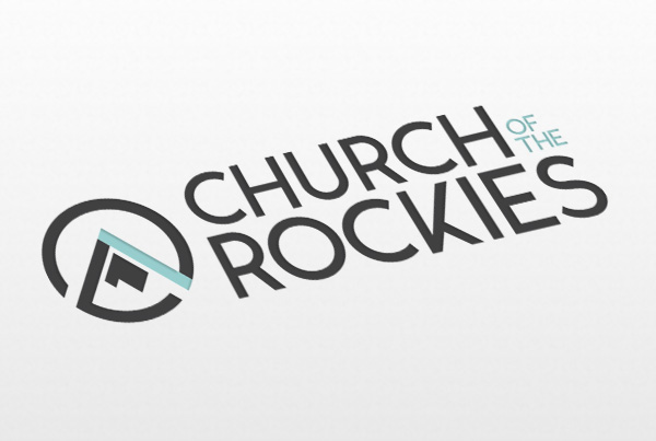 Church of the Rockies Brand Collateral branding Work cotr fi