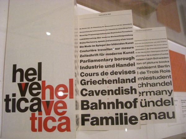 Kettle Fire Creative Helvetica original brochure helvetica Helvetica, Dead at 60 Helvetica brochure e1485982938901