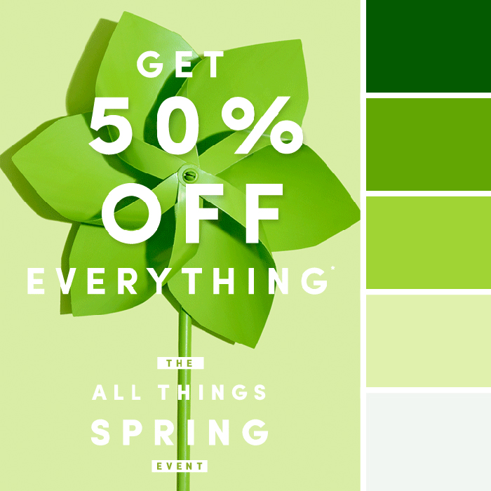 Colors of Spring color palettes J.Crew green Kettle Fire Creative spring color palette Colors of Spring: 5 Ads with Inspiring Spring Color Palettes J Crew
