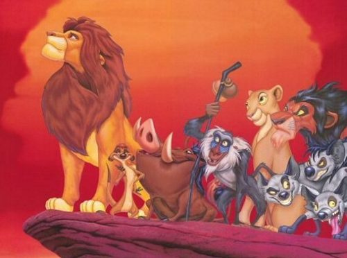 brand story, brand storytelling, The Lion King, Kettle Fire Creative brand story Stop Being the Hero of Your Brand Story lion king ver2 e1491520614698