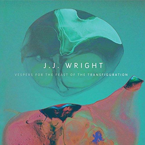 JJ Wright Vespers for the Feast of the Transfiguration album artwork, top album covers 2017, Kettle Fire Creative album cover Top 17 Album Covers of 2017 (so far) JJ Wright Vespers