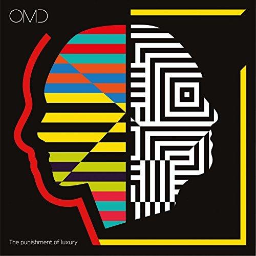 OMD The Punishment of Luxury album artwork, top album covers 2017, Kettle Fire Creative album cover Top 17 Album Covers of 2017 (so far) OMD The Punishment of Luxury