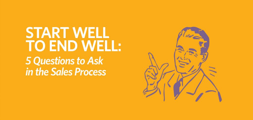 Sales process questions, pain, budget, timeline, decision maker, Kettle Fire Creative sales process Start Well to End Well: 5 Questions to Ask in the Sales Process sales process fi 1024x486