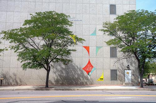 Bernstein at 100 mural design mockup, Kettle Fire Creative, downtown Colorado Springs, public art bernstein Bernstein at 100 Mural Design Installed in Downtown Colorado Springs bernstein blog mockup