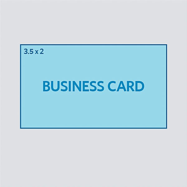 Print Collateral guide, Kettle Fire Creative blog, best use of marketing materials, business card size print collateral Print Collateral: The Right Marketing Materials for Your Message business card