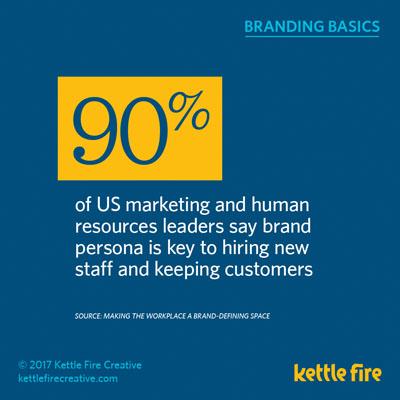 Branding Stats Marketing Facts power of brand Kettle Fire Creative branding keeps customers new hires branding Branding Stats: 20 Facts about the Power of Brand & Marketing kf social branding basics stats brandhiring