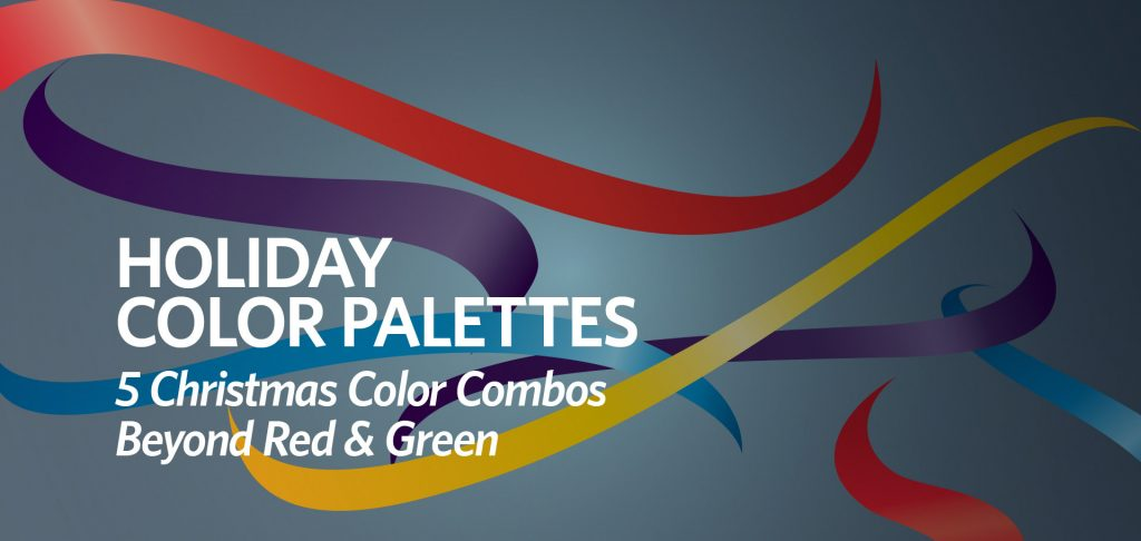 holiday color palettes, Christmas colors, Kettle Fire Creative holiday color palette Holiday Color Palettes: 5 Christmas Color Combos Beyond Red & Green holiday color palettes fi 2 1024x486 branding Blog holiday color palettes fi 2 1024x486