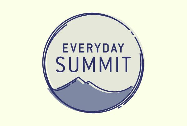 Logo Design + Brand Story<br/> Everyday Summit branding Work everydaysummit logo fi 2