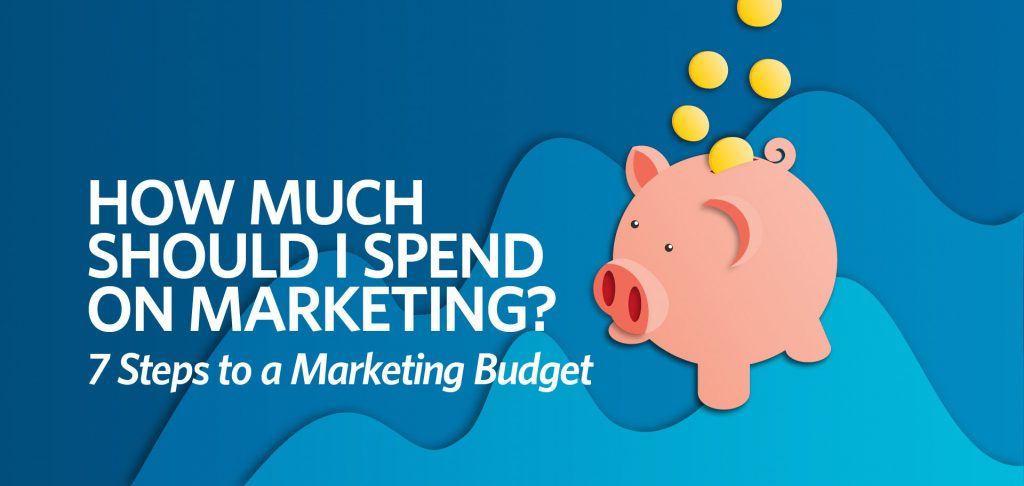 small business marketing budget how much should i spend on marketing Kettle Fire Creative