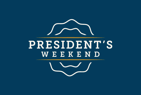 Fundraising Event Materials<br/>President's Weekend branding Work ywamsf pw 2017 fi
