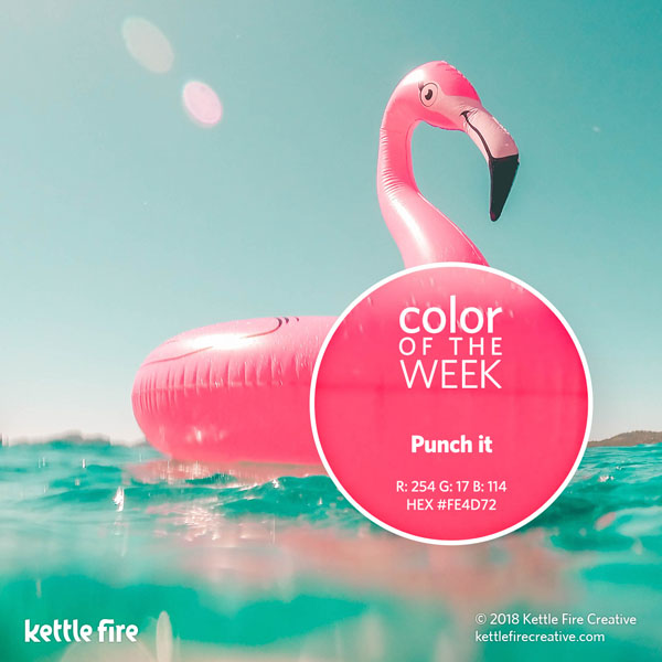 color inspiration, color ideas, colors from nature, RGB codes, HEX codes, Kettle Fire Creative blog, color of the week, punch it color inspiration Color Inspiration Part II: 12 More Hues to Stir the Senses cotw punchit