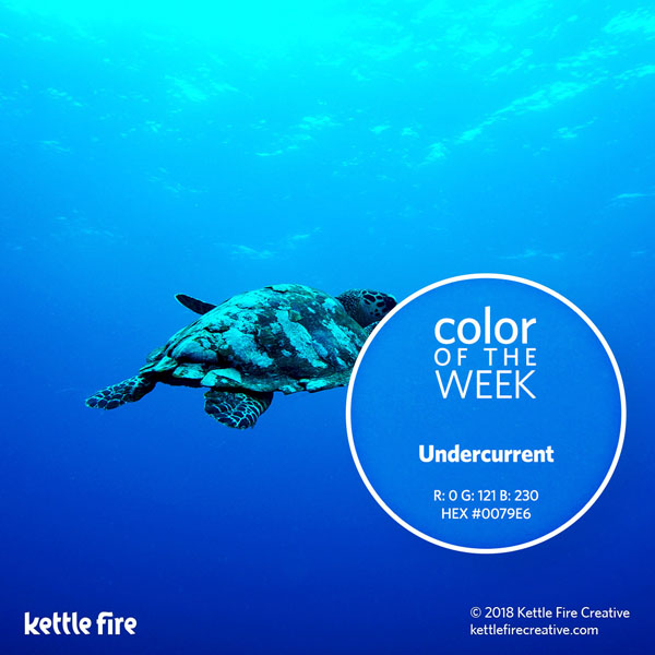 color inspiration, color ideas, colors from nature, RGB codes, HEX codes, Kettle Fire Creative blog, color of the week, undercurrent color inspiration Color Inspiration Part II: 12 More Hues to Stir the Senses cotw undercurrent