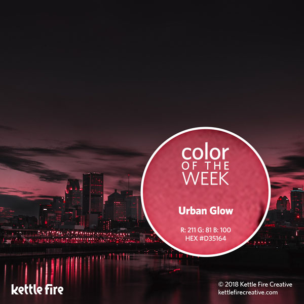 color inspiration, color ideas, colors from nature, RGB codes, HEX codes, Kettle Fire Creative blog, color of the week, urban glow color inspiration Color Inspiration: 12 Stunning Shades to Spark Your Creativity cotw urbanglow