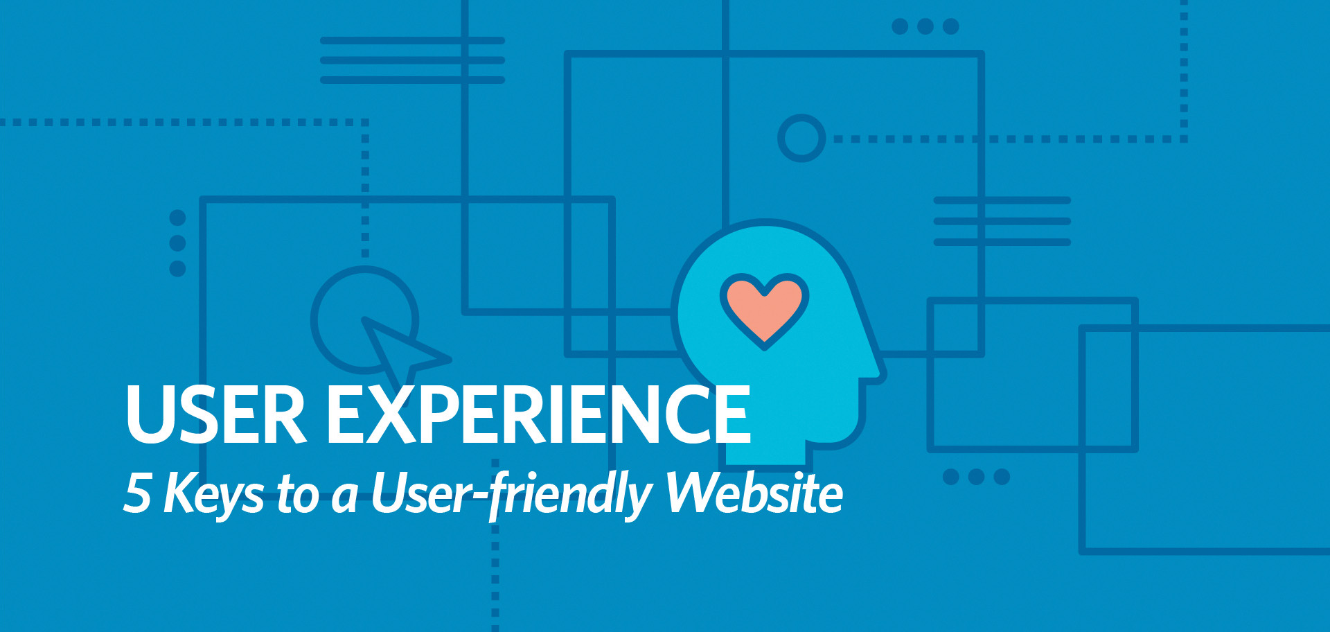 User Experience: 5 Keys to a User-friendly Website by Kettle Fire Creative blog. user experience User Experience: 5 Keys to a User-friendly Website user experience fi