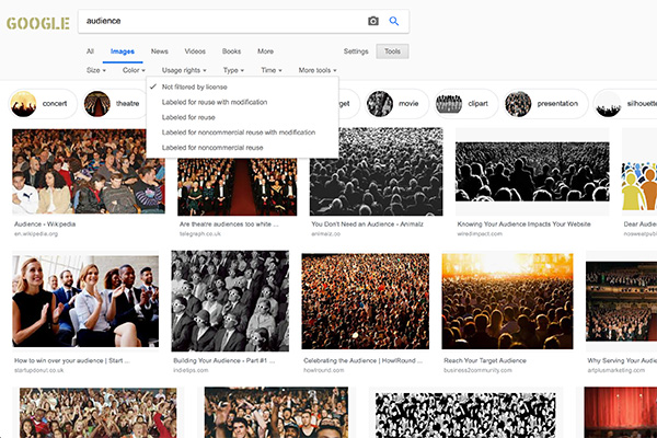 Can I use this image? Find Great Photos Without Breaking the Law by Kettle Fire Creative. Google Images screen shot, how to find photos licensed for reuse can i use this image Can I use this image? Find Great Photos Without Breaking the Law google