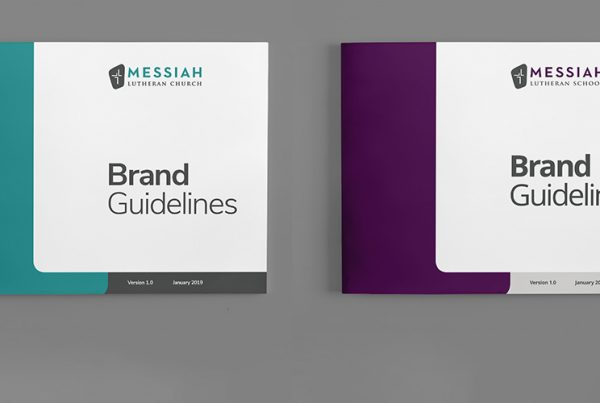Brand standards Messiah Lutheran Church & School Kettle Fire Creative brand guide branding Kettle Fire Creative – Branding Colorado Springs ml fi 600x403