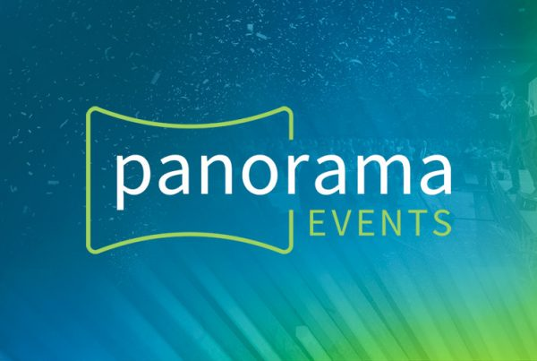 Panorama Events logo designed by Kettle Fire Creative branding Kettle Fire Creative – Branding + Web Design Colorado Springs pe fi 600x403