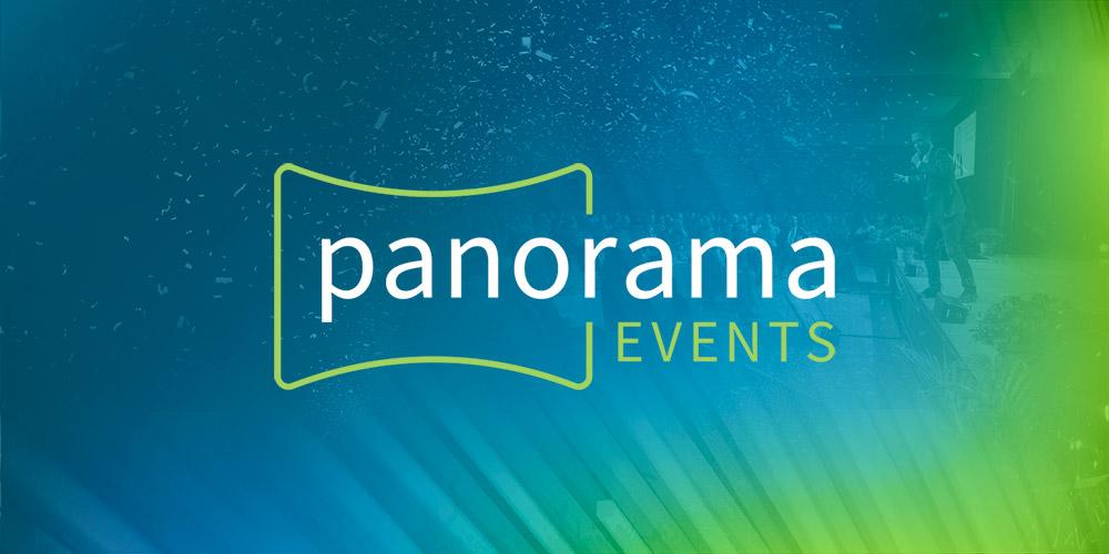 Panorama Events logo designed by Kettle Fire Creative branding Kettle Fire Creative – Branding + Web Design Colorado Springs pe fi