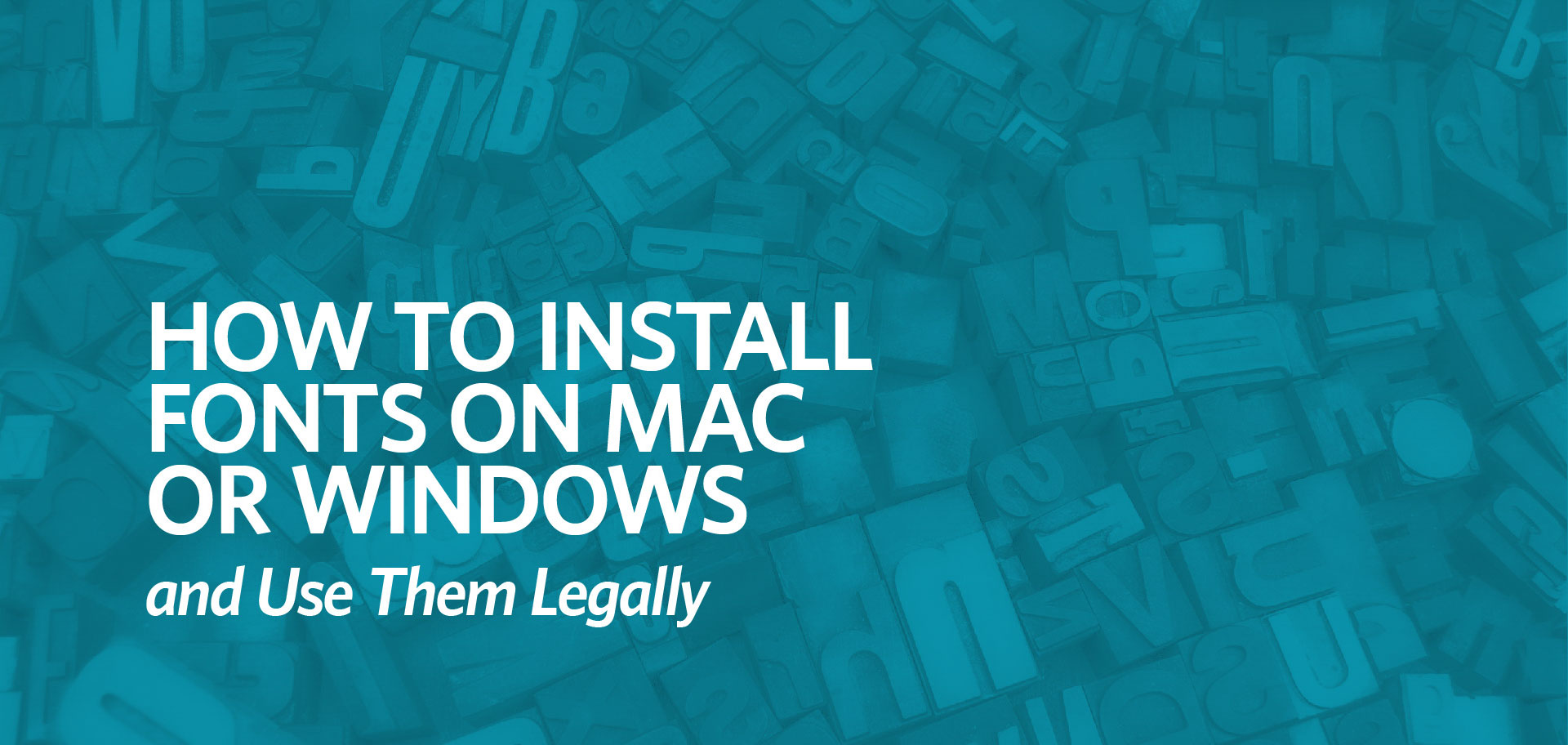 How to Install Fonts on Mac or Windows and Use Them Legally by Kettle Fire Creative install fonts How to Install Fonts on Mac or Windows and Use Them Legally install fonts fi