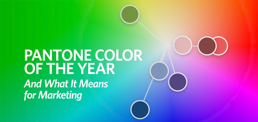 Pantone Color of the Year 2020 Classic Blue, color psychology, color marketing, past colors of the year, Kettle Fire Creative pantone Pantone Color of the Year & What It Means for Marketing pantone colors fi 1024x486