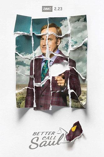 20 best tv show poster designs of 2020, Kettle Fire Creative blog, better call saul, best headshot